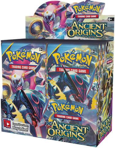 Pokémon TCG: XY Ancient Origins Booster Box
