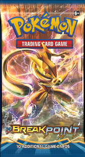 Pokémon TCG: XY BREAKpoint Booster Pack