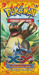 Pokémon TCG: XY Flashfire Booster Pack