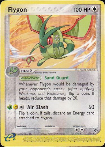 Flygon - 15/97 RarePokemon Card SingleGotta Collect 'Em All! Pokemon
