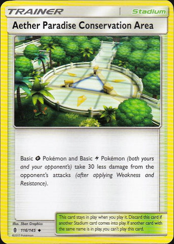 Aether Paradise Conservation Area - 116/145 Uncommon