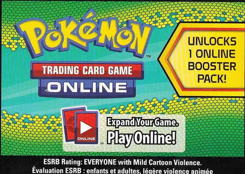 BW Dragons Exalted Online Booster Pack Code [PTCGO]