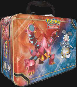 Pokémon TCG: 2016 Collector's Chest Volcanion & Magearna