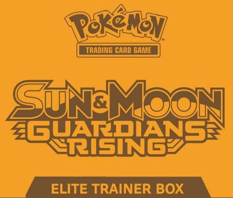Pokémon TCG: Sun & Moon Guardians Rising Tapu Koko Elite Trainer Box