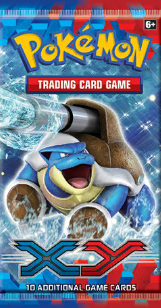 Pokémon TCG: XY Base Set Booster Pack