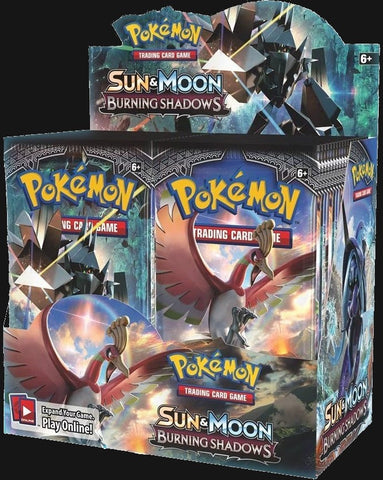 Pokémon TCG: Burning Shadows Booster Box
