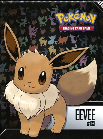 Eevee 9-Pocket PortfolioPokemon Card SingleGotta Collect 'Em All! Pokemon