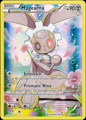 Magearna - XY186 Full Art