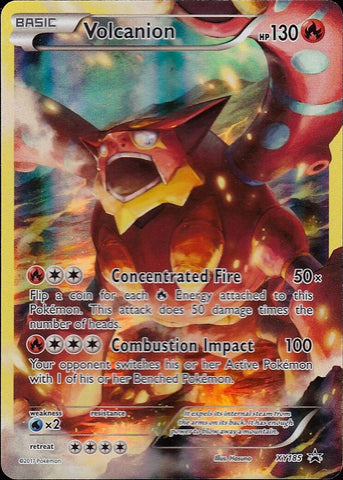 Volcanion - XY185 Full Art