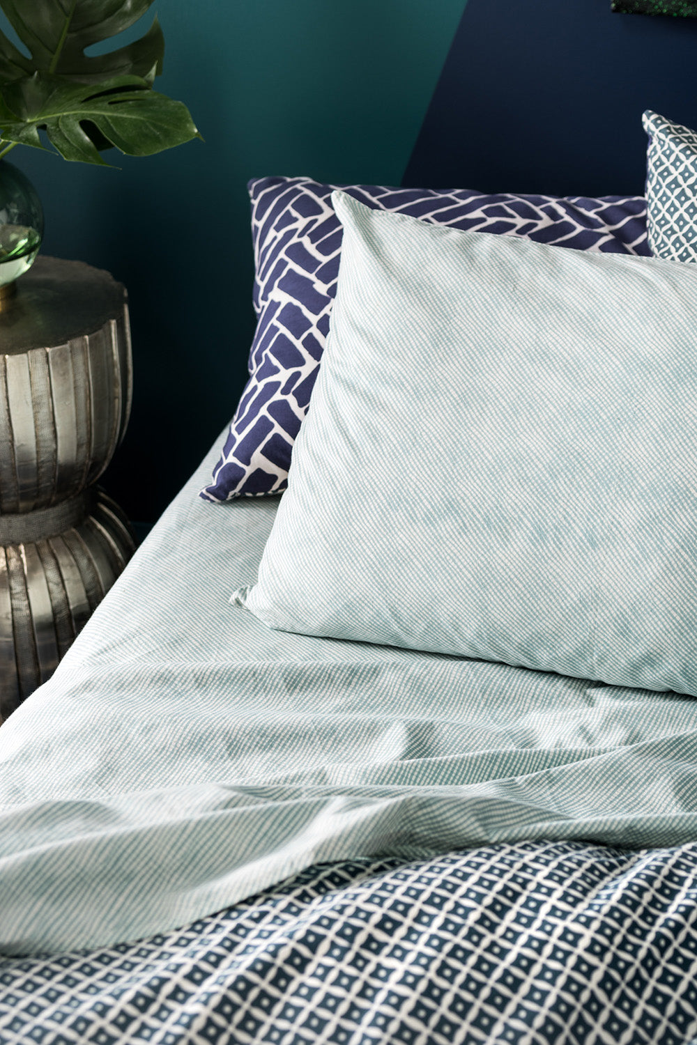 Sheets bedlinen turquoise bed myer kip and co sage and clare society of wanderers