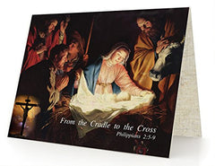 Christian Greeting Cards - Complete Sets Of 12 Cards & Envelopes