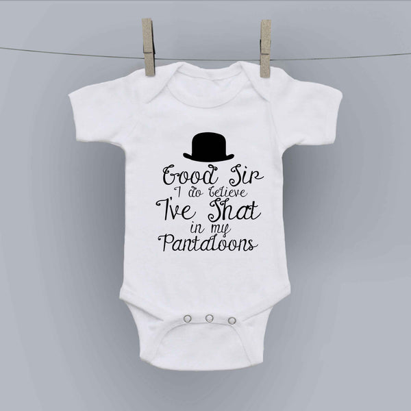 Hilariously Cute Onesie - Shat in my pantaloons