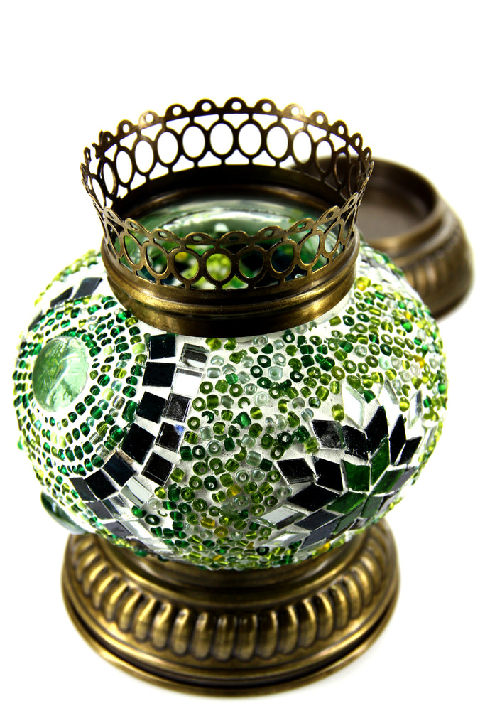 "Mosaic Candle Holder 5.9""(Inches)"