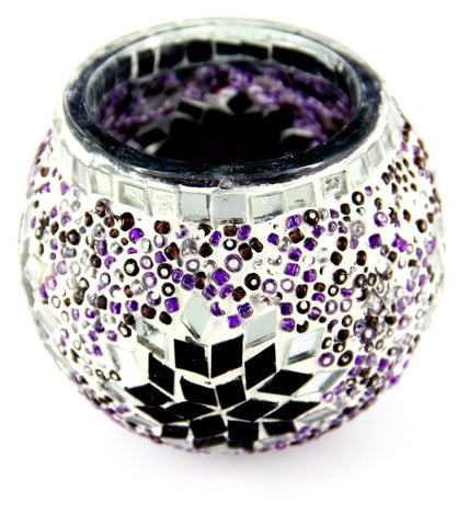 "Mosaic Candle Holder 2.1""(Inches)"