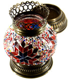 Mosaic Candle Holder 5