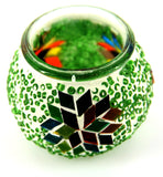 Mosaic Candle Holder 2.1