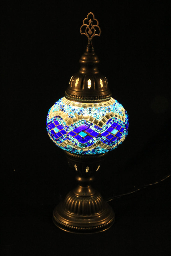 Mosaic Table Lamp Small
