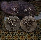 Zamac Earrings