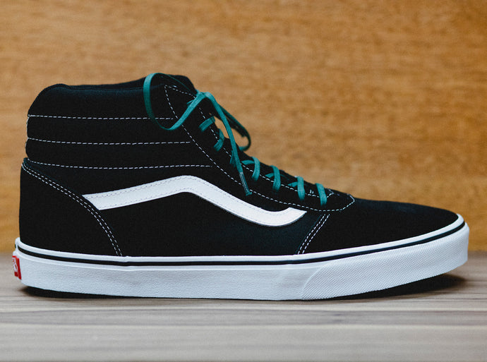 5 Ways to Lace Vans