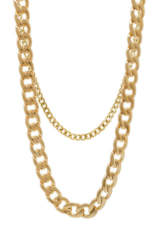 Mister Curb Chain - Gold - Mister SFC - 2