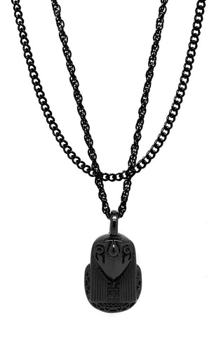 Mister  Heiro Necklace - Black - Mister SFC