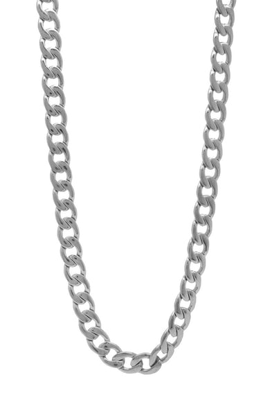 Mister Curb Chain - Chrome