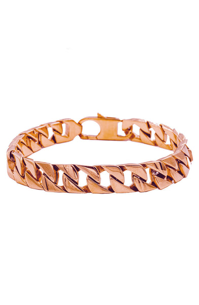 Mister Goldie Bracelet - Rose Gold