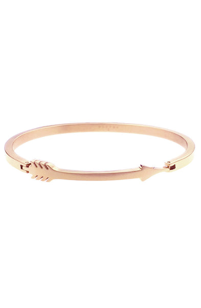 *Mister Axle Arrow Bracelet - Rose Gold - Mister SFC