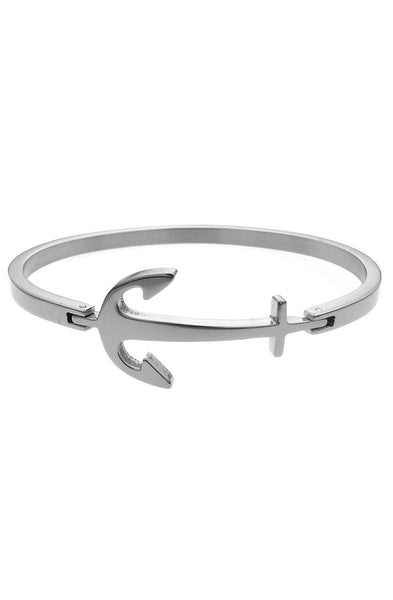 *Mister Axle Anchor Bracelet - Chrome - Mister SFC