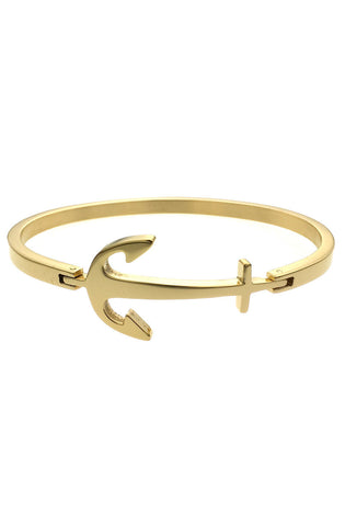 *Mister Axle Anchor Bracelet - Gold - Mister SFC