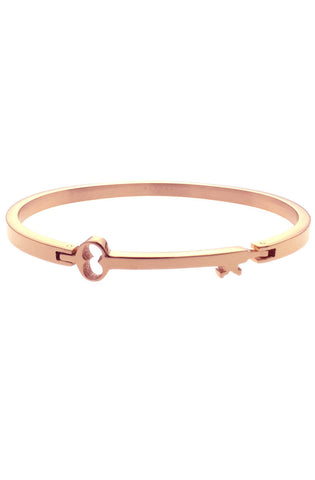 *Mister Axle Key Bracelet - Rose Gold - Mister SFC