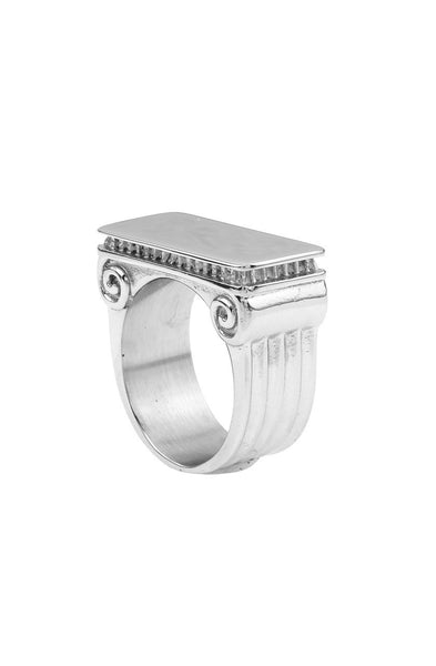 Mister Pillar Ring - Chrome - Mister SFC - 2