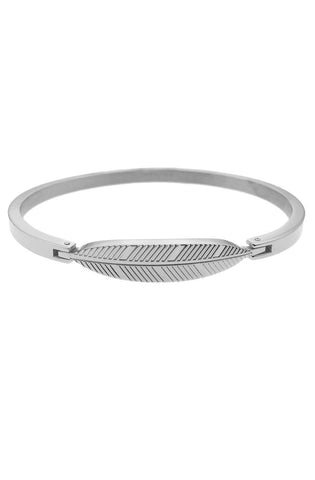 *Mister Axle Feather Bracelet - Chrome - Mister SFC