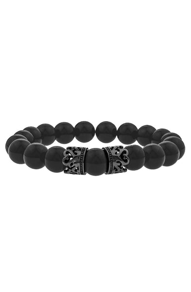 Mister Queen Bead Bracelet - Onyx-ACCESSORIES,FOR HER-Mister SFC