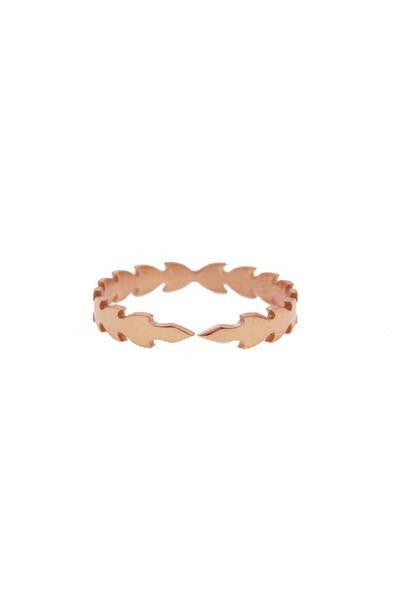 Mister Caesar Ring - Rose Gold
