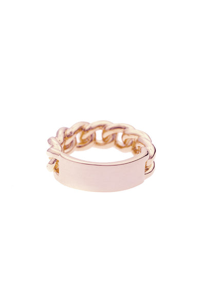 Mister ID Ring - Rose Gold - Mister SFC - 1