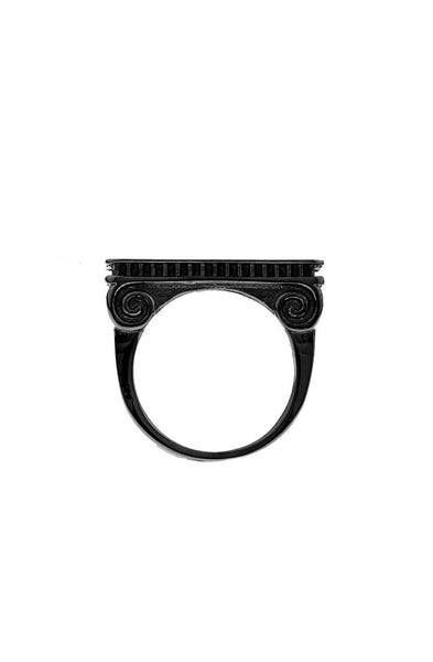 Mister Pillar Ring - Black - Mister SFC - 1