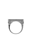 Mister Pillar Ring - Chrome - Mister SFC - 1