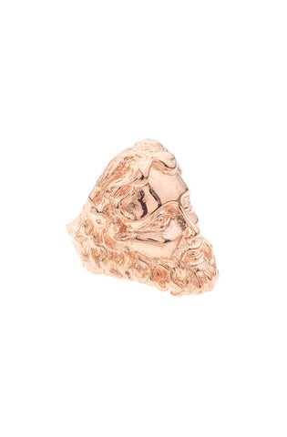 *Mister  Zeus Ring - Rose Gold - Mister SFC