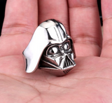 Star Wars Darth Vader Ring Stainless Steel