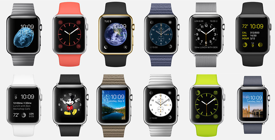 apple iWatches