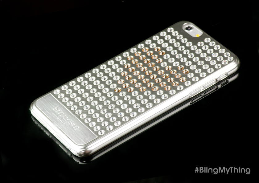 silver iphone 6 cases