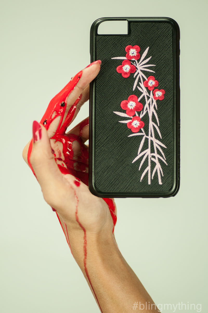 Flora Elegance for iPhone 6 Plus 3