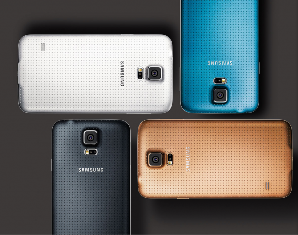 Cases Galaxy S5