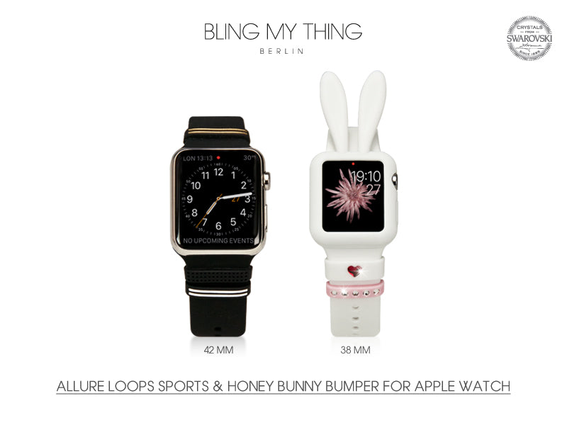 Bling My Thing Expands its Popular Mobile Accessories Line with Fashion Loops for Apple Watch