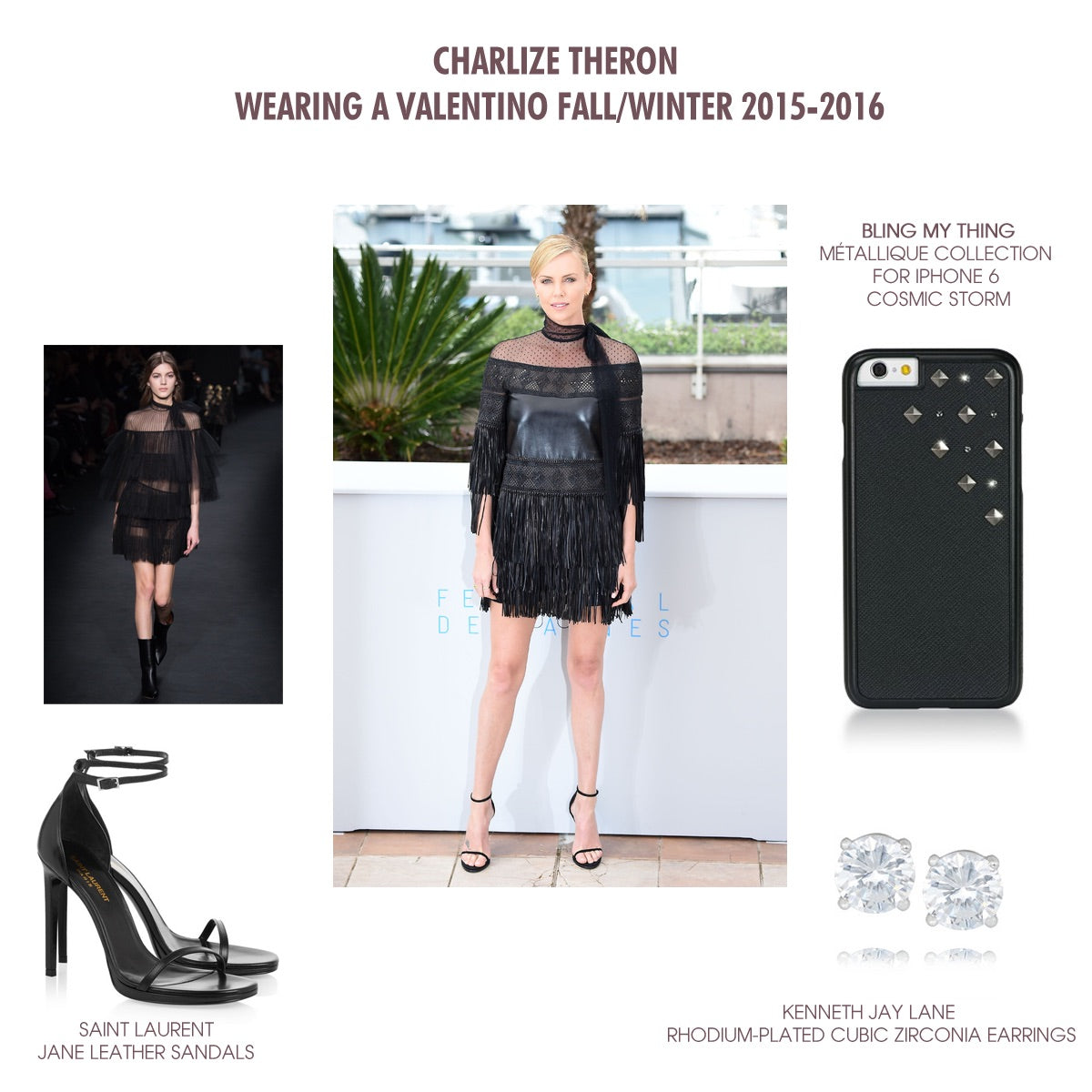Dress Your Phone: Bling My Thing's Best iPhone Cases from Cannes 2015