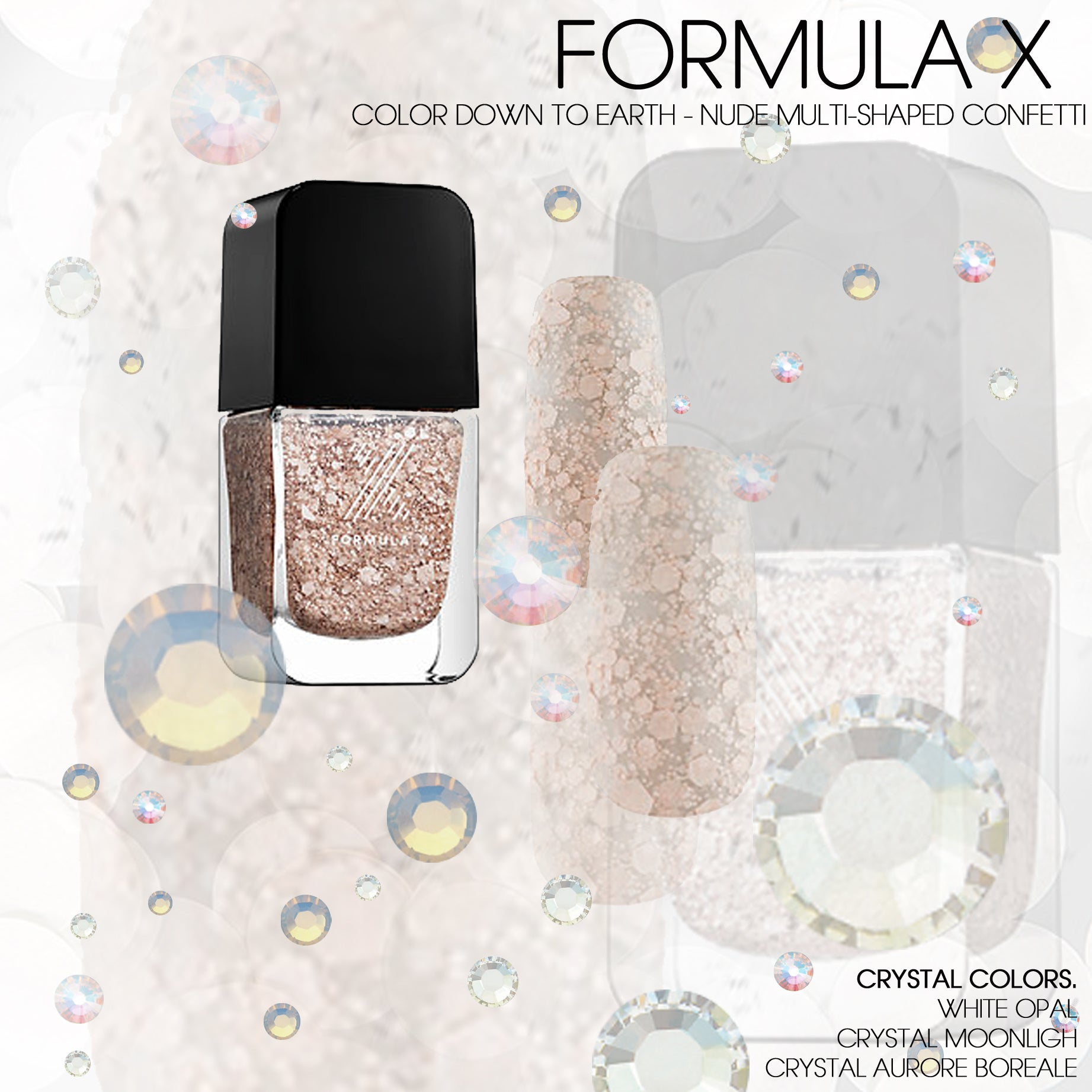 Crystallized Beauty: Best Beauty Items to Match Your Fave Crystals!