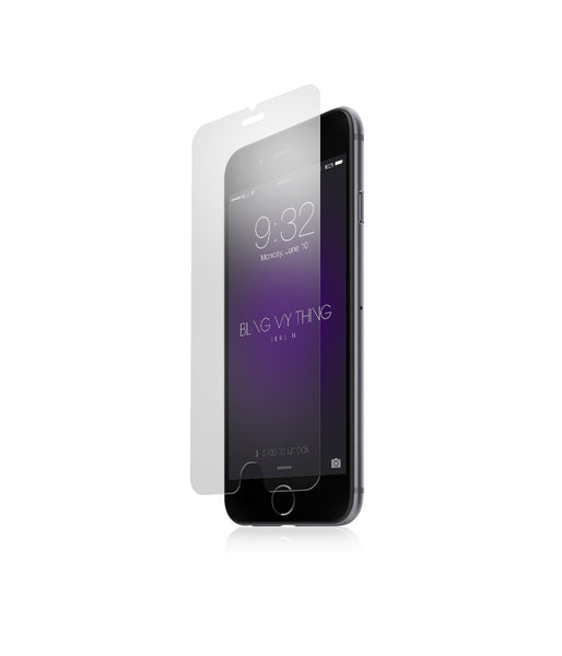 Premium Tempered Glass Screen Protectors for iPhone 6/6s: 9H, anti-fingerprint, rounded edge - Bling My Thing