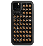 EXTRAVAGANZA ᛫ BLACK SHELL ᛫ protective cover with Swarovski Crystals for iPhone 11 PRO MAX - Bling My Thing