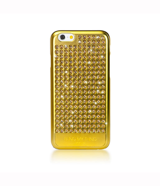 Pure Gold, Light Colorado Topaz, Extravaganza, iPhone 6/6s Case